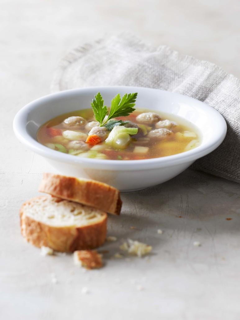 Klar suppe oppskrift