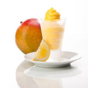 Spuma instant Mango