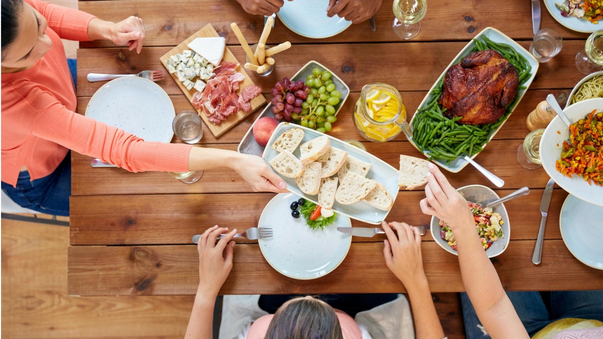 Mat for eldre og syke