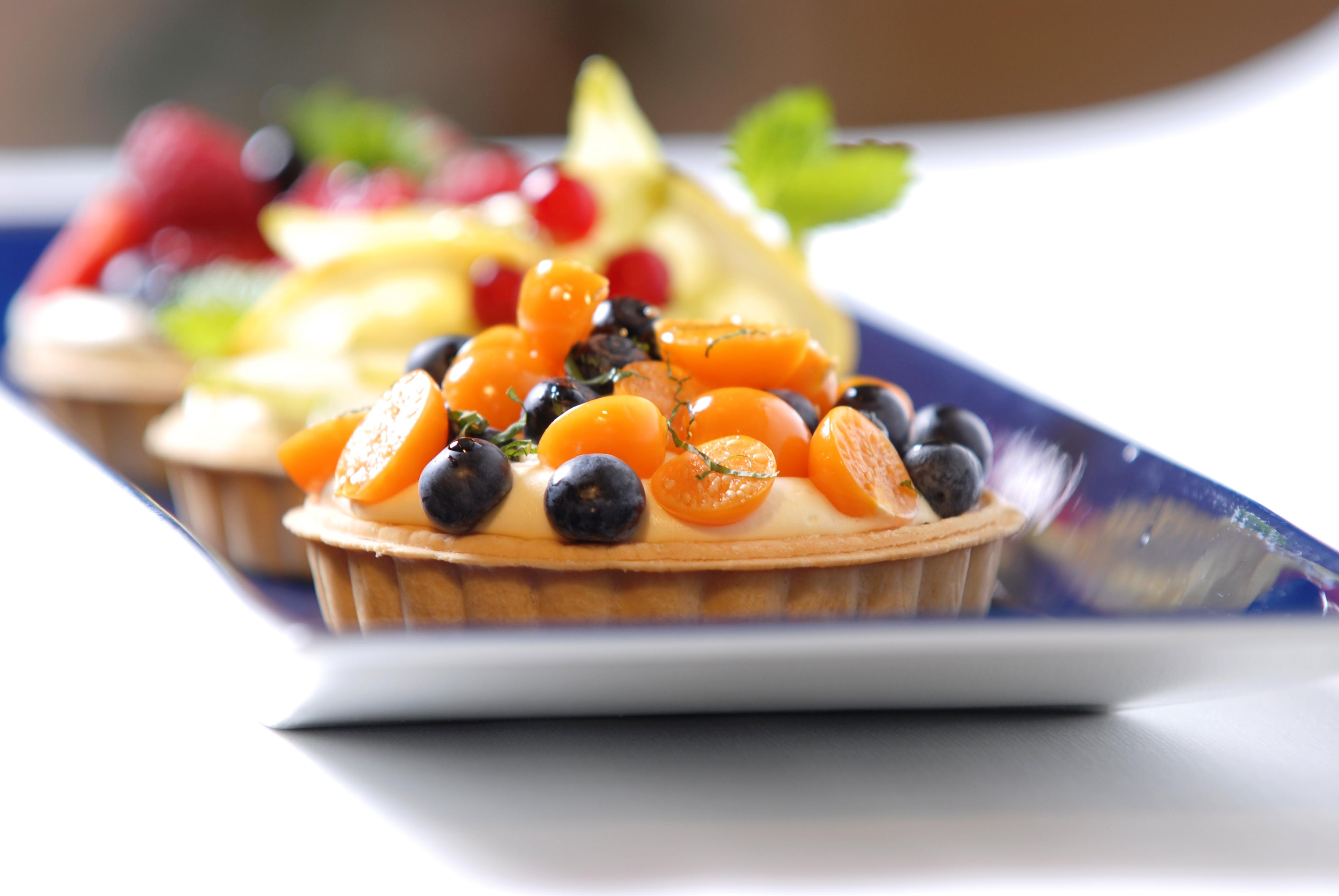 beriket mat frukt